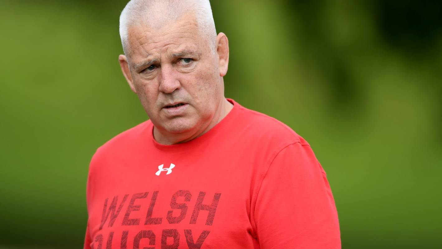 Wales sell out stadium for Kiwi coach Warren Gatland's farewell games