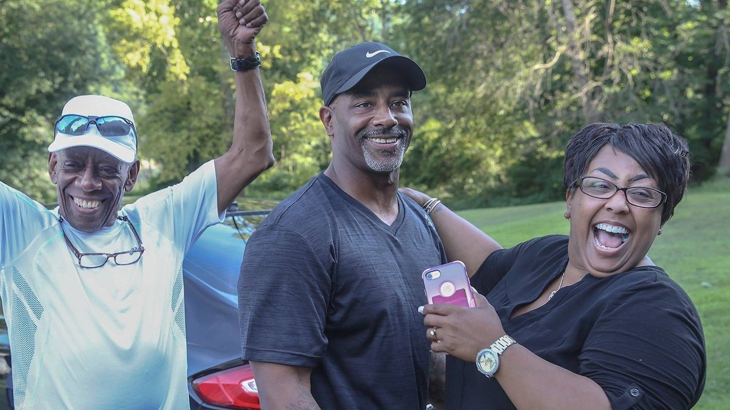 Rebuilding a life after 28 years in prison for a murder he didn't commit