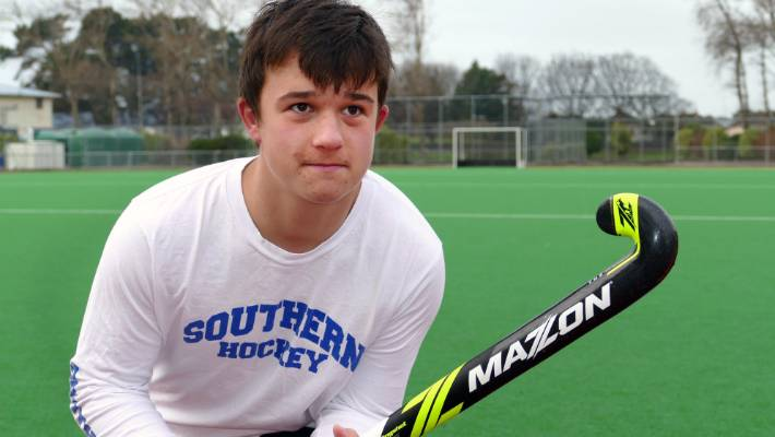 Invercargill Hockey Player Goes Close To Scoring Most Goals At