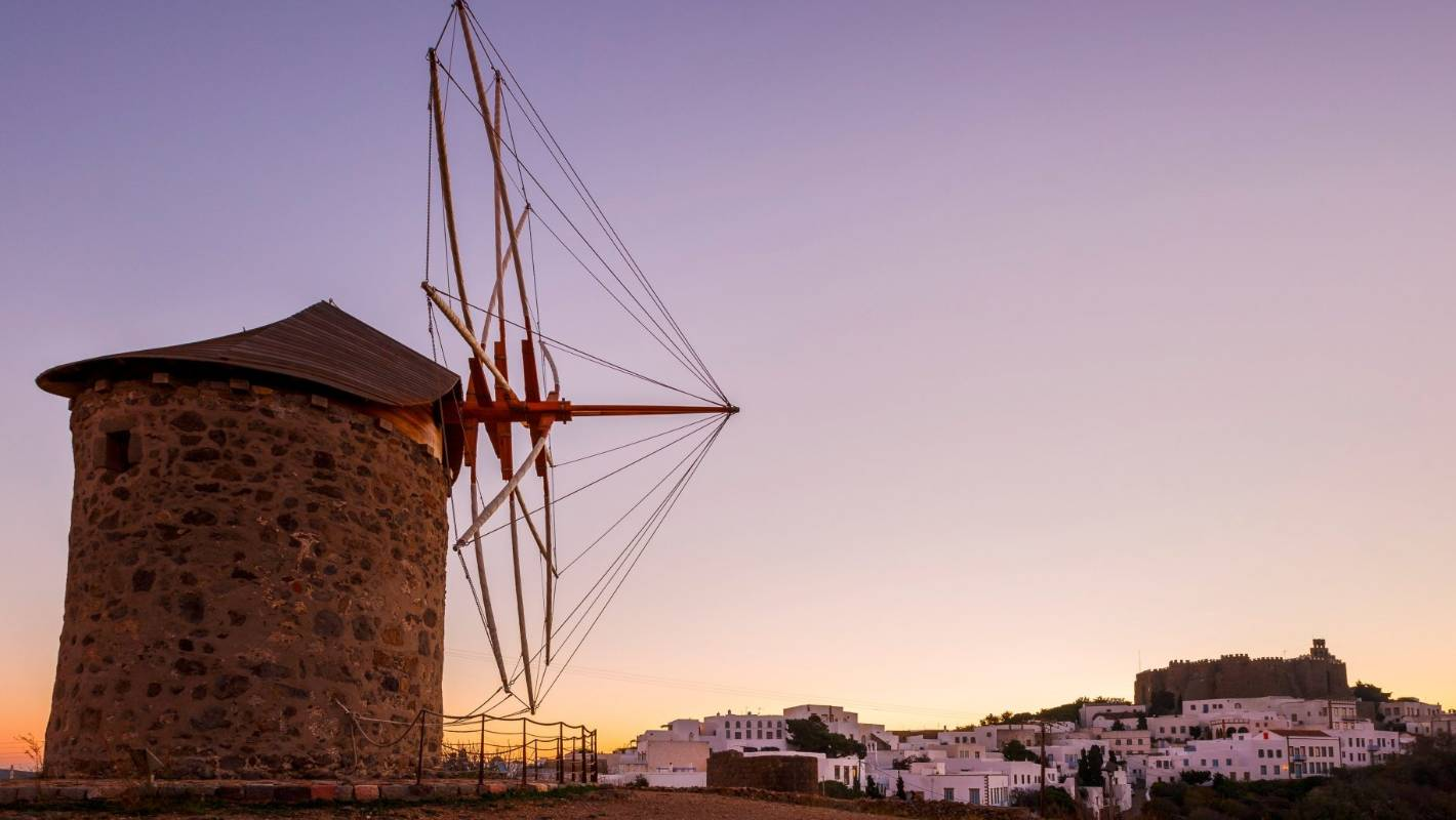 Patmos: The heavenly Greek island that mass tourism can't reach