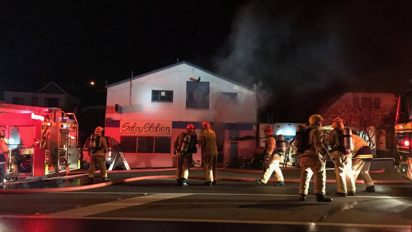 Dunedin restaurant seriously damaged by fire