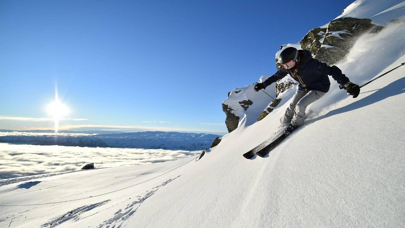 South Island ski fields plan for warmer winters