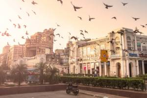 A first-timer to Delhi's Connaught Place should watch out for this scam.