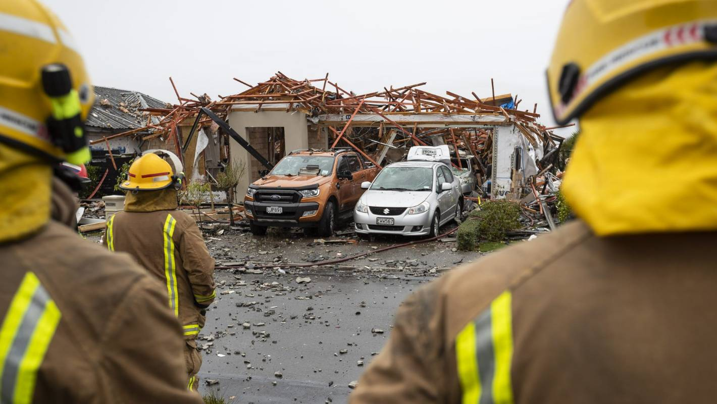 Christchurch Explosion Our Worst Nightmare Family Says