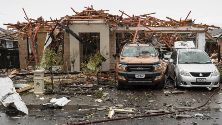 Christchurch explosion: Northwood one of first suburbs with
