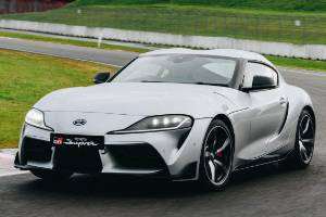 Just one Supra for NZ: top turbo-six with everything, for $99,990. Sorry BMW.