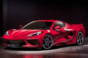 The mid-engined Corvette Stingray's price will start at less than US$60,000, making it an absolute bargain.