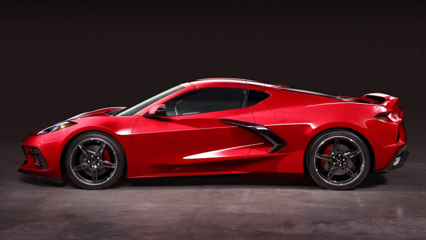 Holden to bring mid-engined Corvette to New Zealand ...