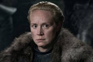 Fans loved Gwendoline Christie as Brienne of Tarth in Game of Thrones.