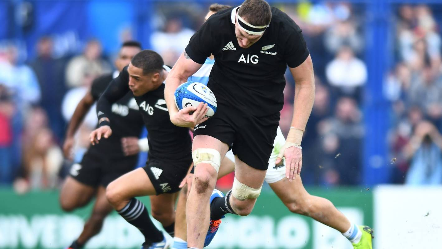 Rugby Championships: Magic moments and turning points from the All Blacks-Argentina test