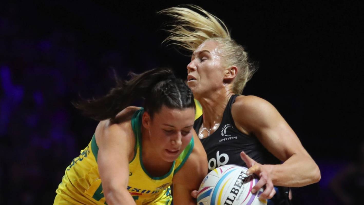 Netball World Cup: Silver Ferns upset Australia to capture title