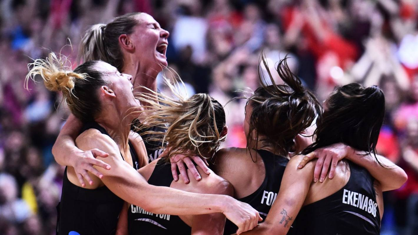 Netball World Cup: Silver Ferns are sadly undervalued and underpaid