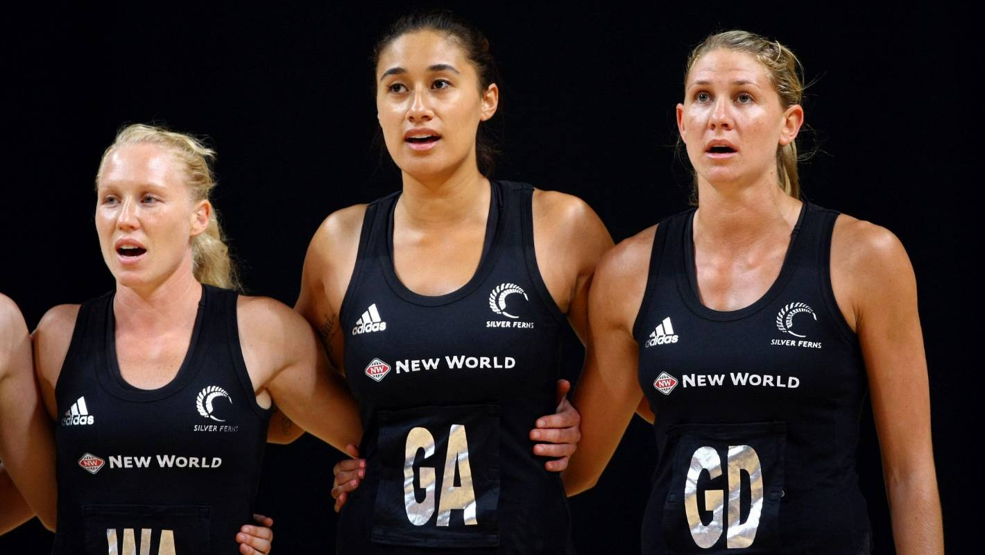 Laura Langman, Casey Kopua and Maria Folau earned fairytale ending with Silver Ferns