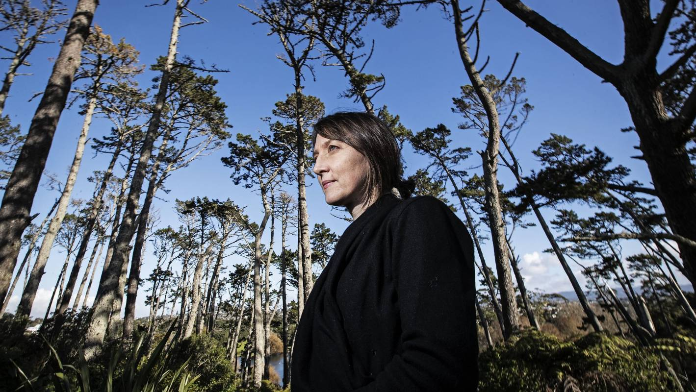 Western Springs pines: Human rights lawyer Deborah Manning fails in bid to save trees