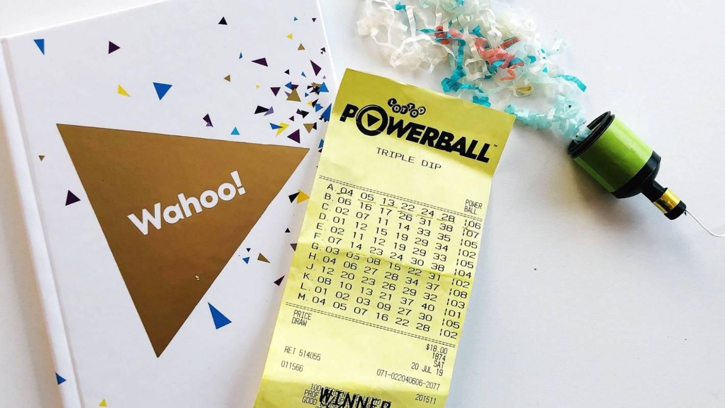 Saturday Lotto Prize Pool