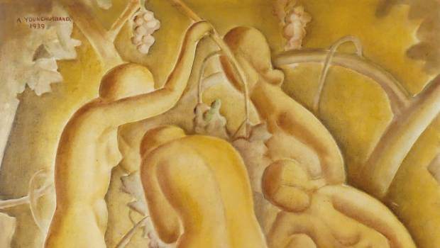 Rare Rebel And Outcast Paintings Up For Grabs As Auckland Fine Art Auctions Heat Up Stuff Co Nz