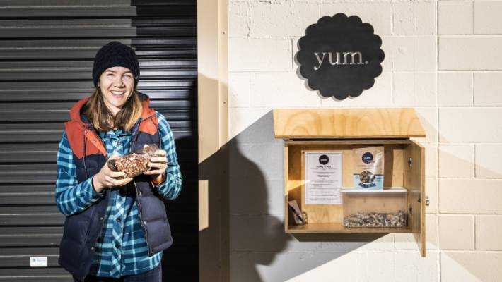 Yum Granola's honesty box system tackling waste one bowl at a time
