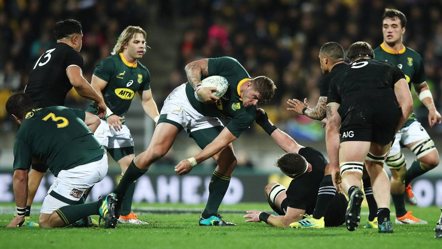 Springboks hooker Malcolm Marx rubbishes call to switch positions