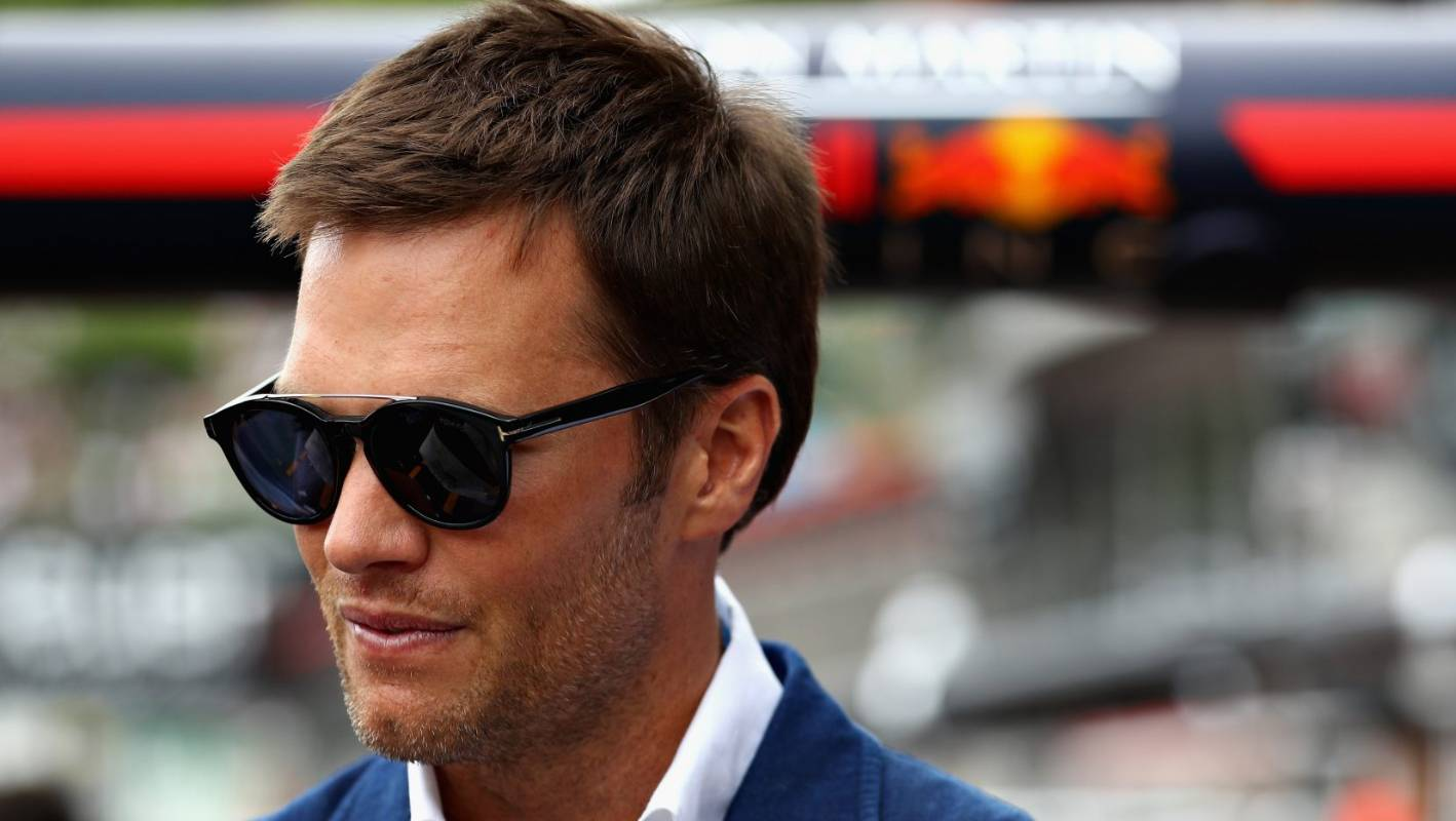 Tom Brady faces backlash after cliff diving with six-year-old daughter