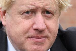 "UK PM Boris Johnson says people need to ""get ready to come out without a deal""."