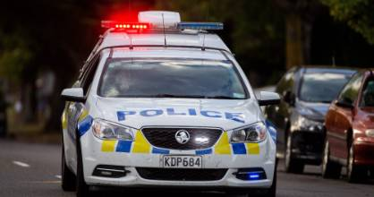 Two people are on the run from police after allegedly stealing two cars in Christchurch on Monday. (File photo).