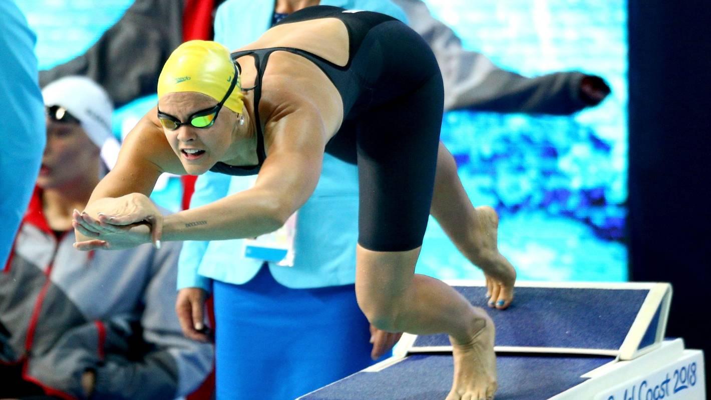 An Australian swimmer testing positive doesn't dilute vial smashing argument