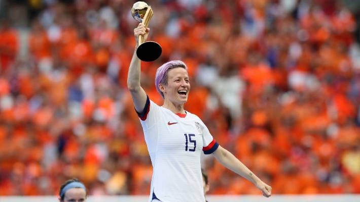 23b0416a US Soccer says women's team has been paid more than the men | Stuff ...