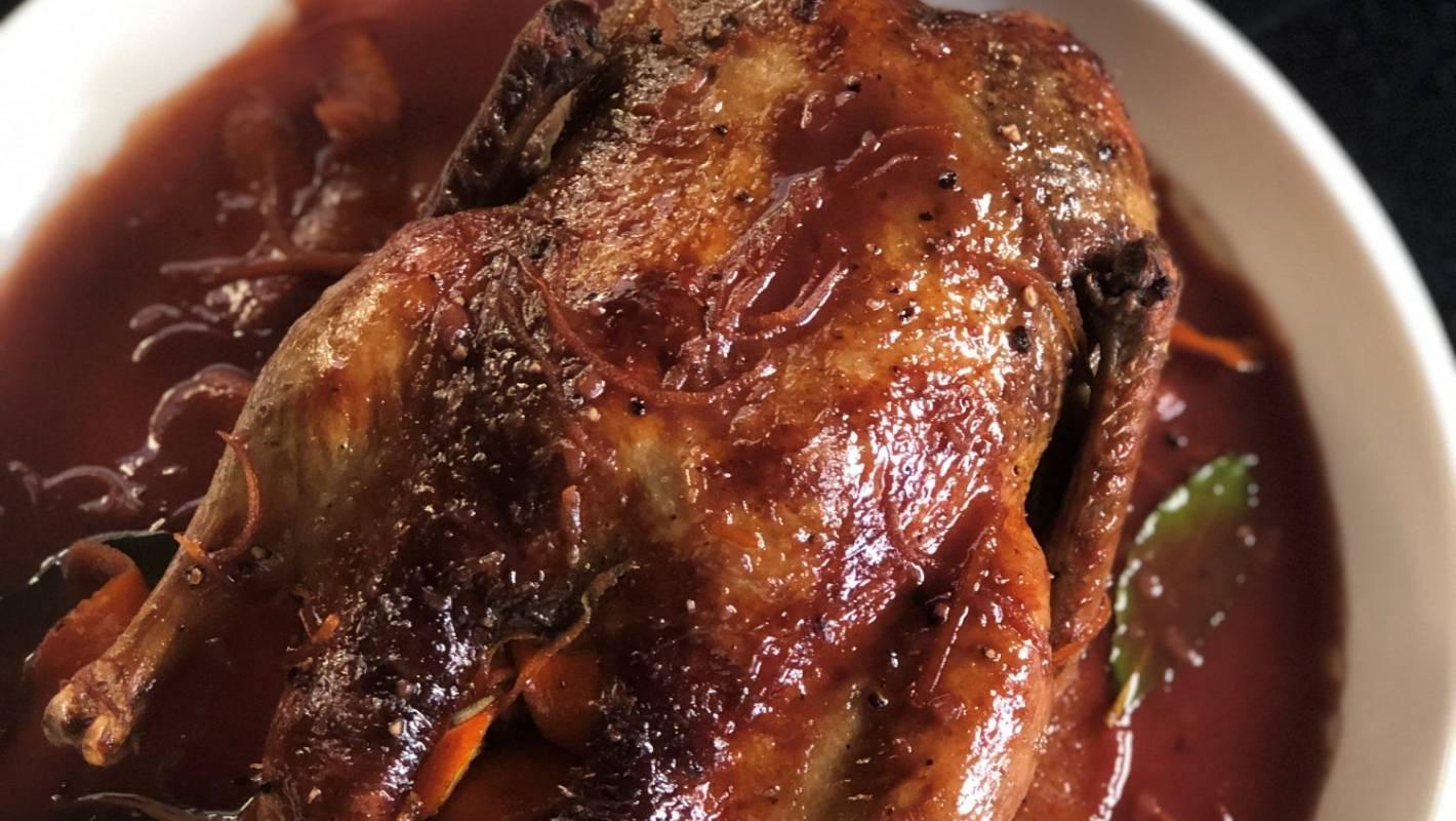 Recipe: Duck with orange | Stuff co nz