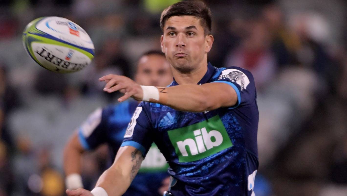 Super Rugby: Blues go triple playmaker against Bulls as Otere Black returns to 10 - Stuff.co.nz