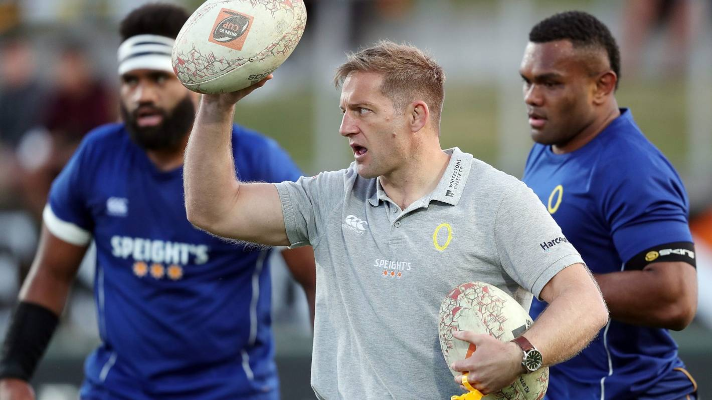 Former Otago coach Ben Herring emerges as Ospreys coaching candidate