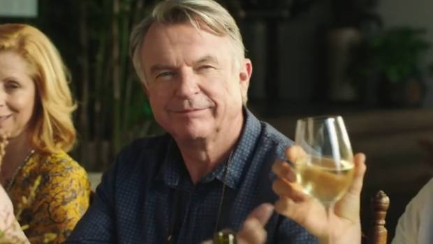 Kiwi actor Sam Neill on finding his happy place - away from