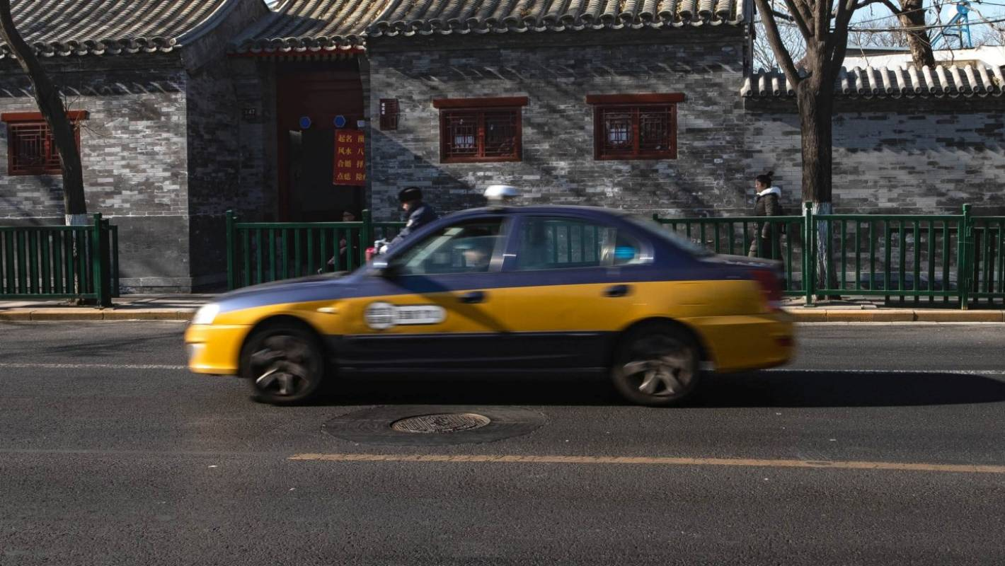 Readers' travel scams: Sleight of hand taxi driver in China