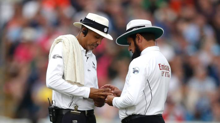 Marylebone Cricket Club Stand By Neutral Test Umpires After
