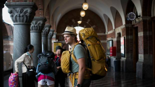 Europe's flight-shame movement has travellers taking trains