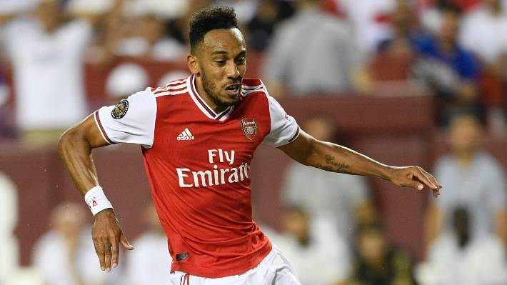 Arsenal will be hoping for another prolific season from their Gabonese striker Pierre-Emerick Aubameyang.