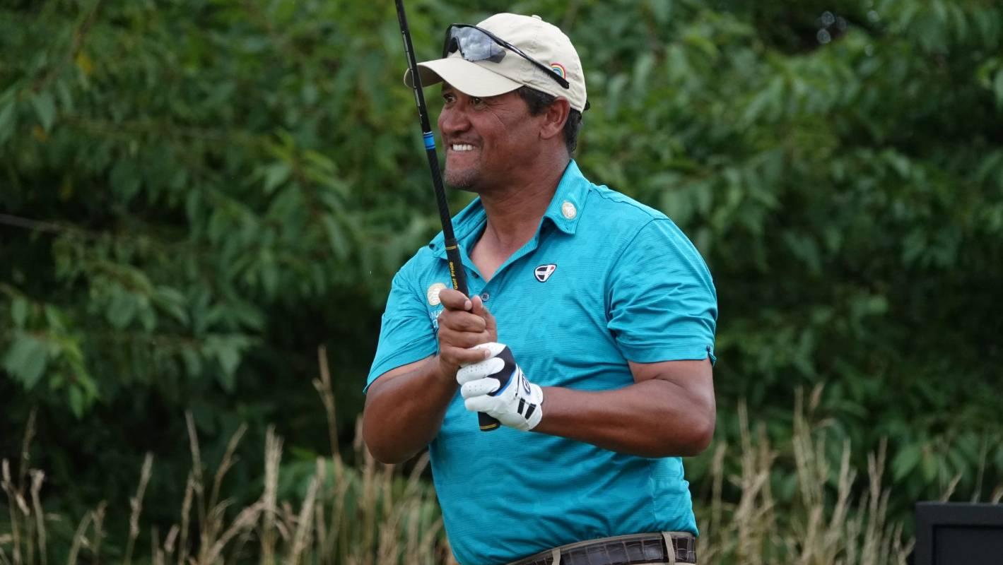 Kiwi golfer Michael Campbell makes European Tour comeback