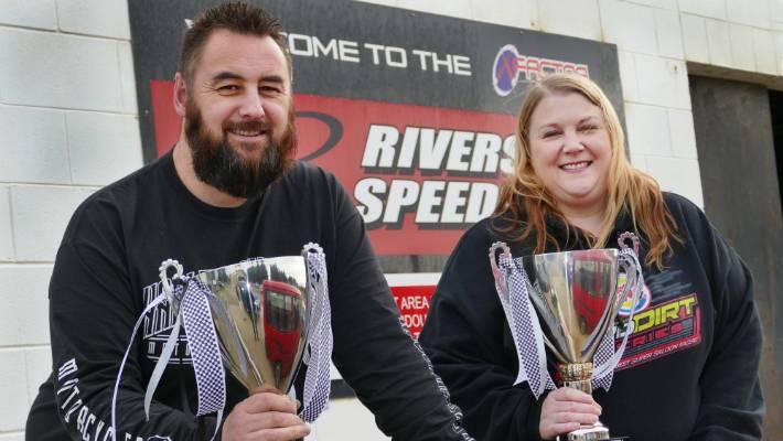 Riverside Speedway's race meeting programme wins national award
