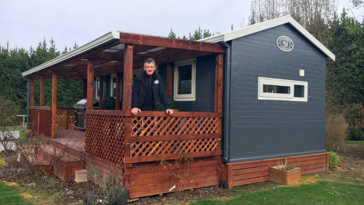 Tiny house maker facing uncertain future from Waimakariri District