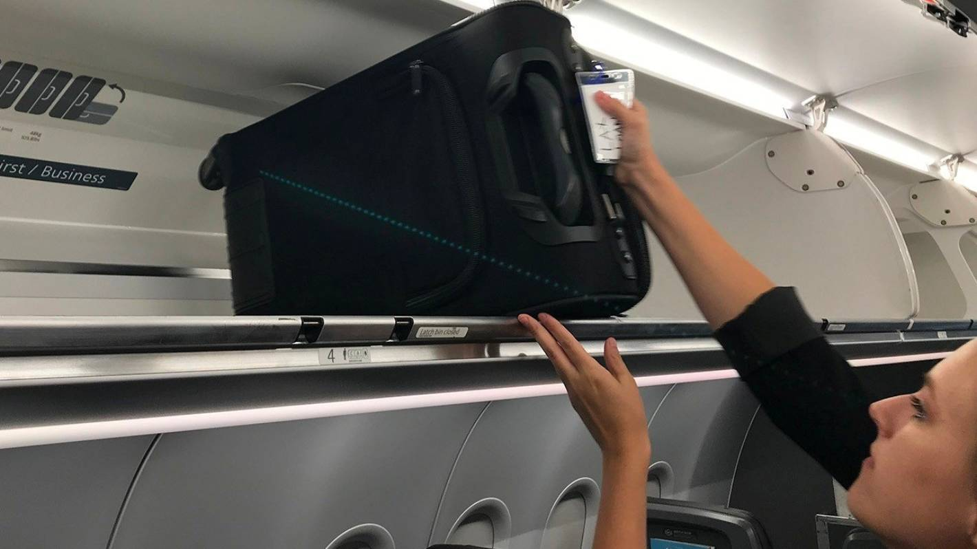 Airlines Add Bigger Overhead Bins But Don T Want You To