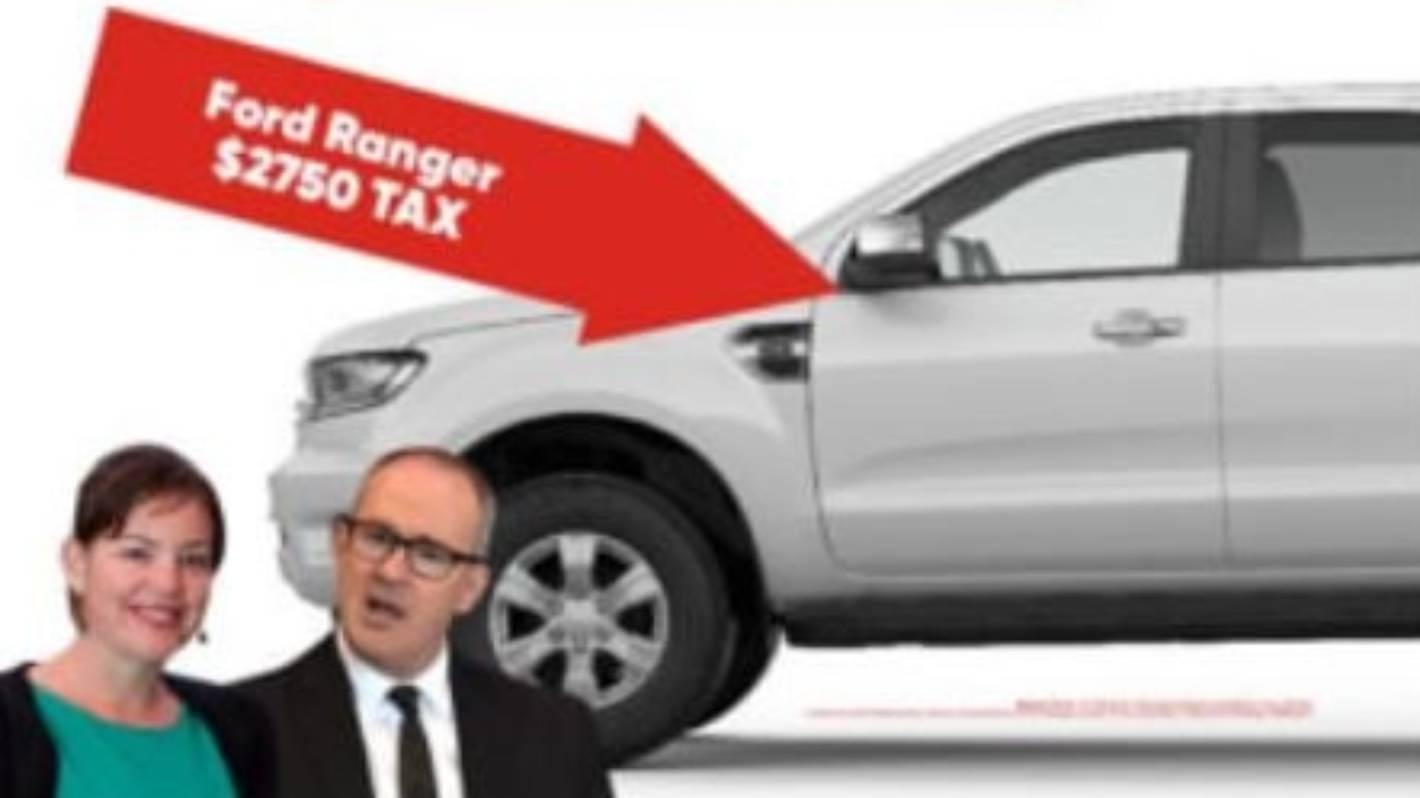 National's 'desperate' attack ads to be investigated by Advertising Standards Authority