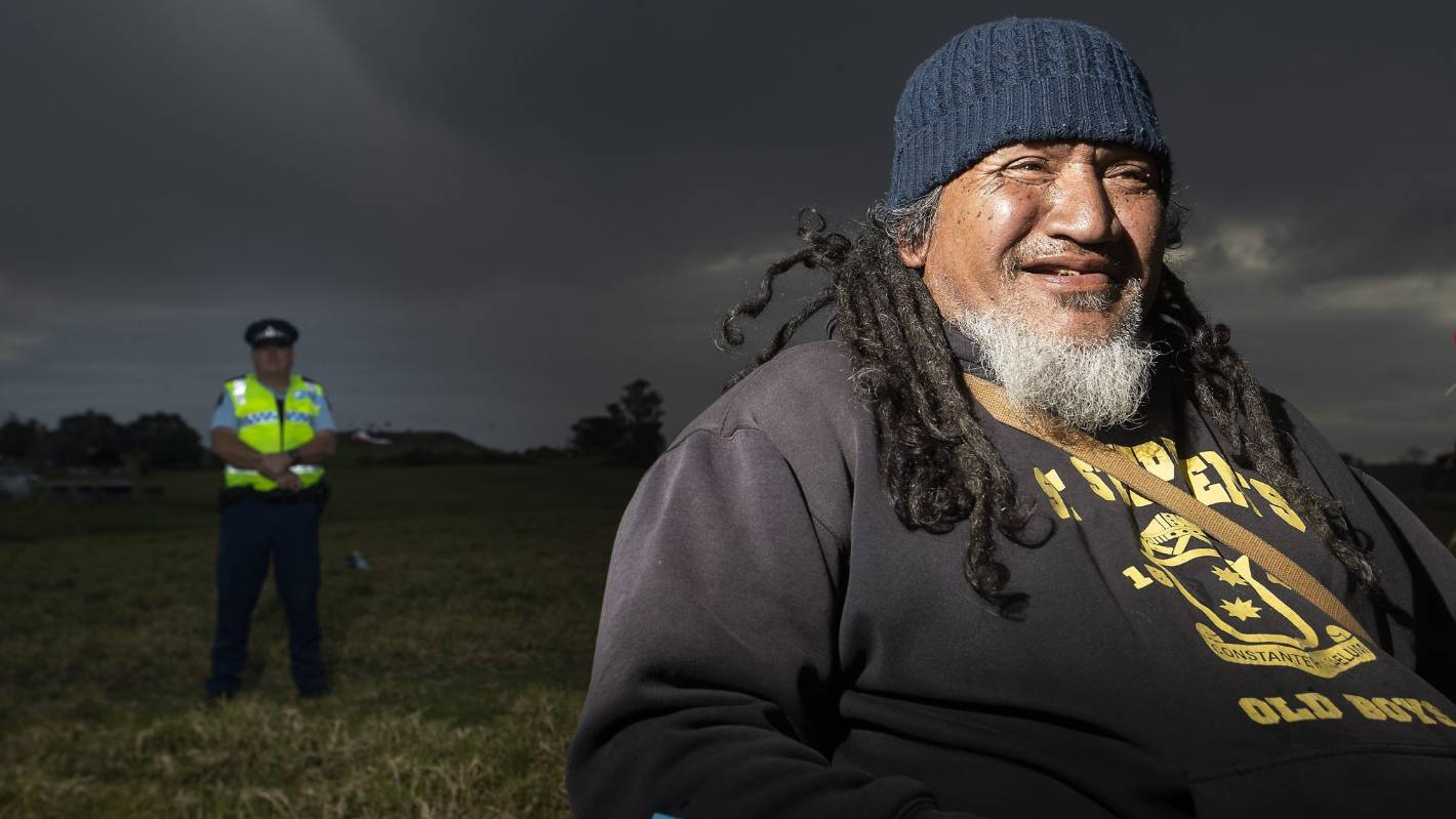 Ihumātao: Why Ardern and the Government couldn't order police out