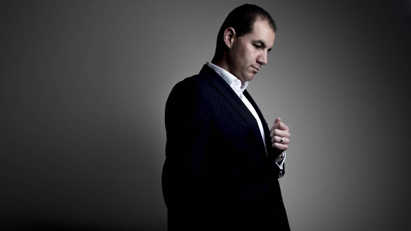 Jami-Lee Ross: 'Find My iPhone' saved me from myself