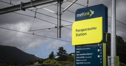Trains to the Kapiti Coast have been impacted following a power outage on Monday.
