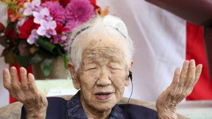 Tokyo Olympics: World's oldest person, 118-year-old Kane Tanaka, pulls out of torch relay citing Covid-19 fears | Stuff.co.nz