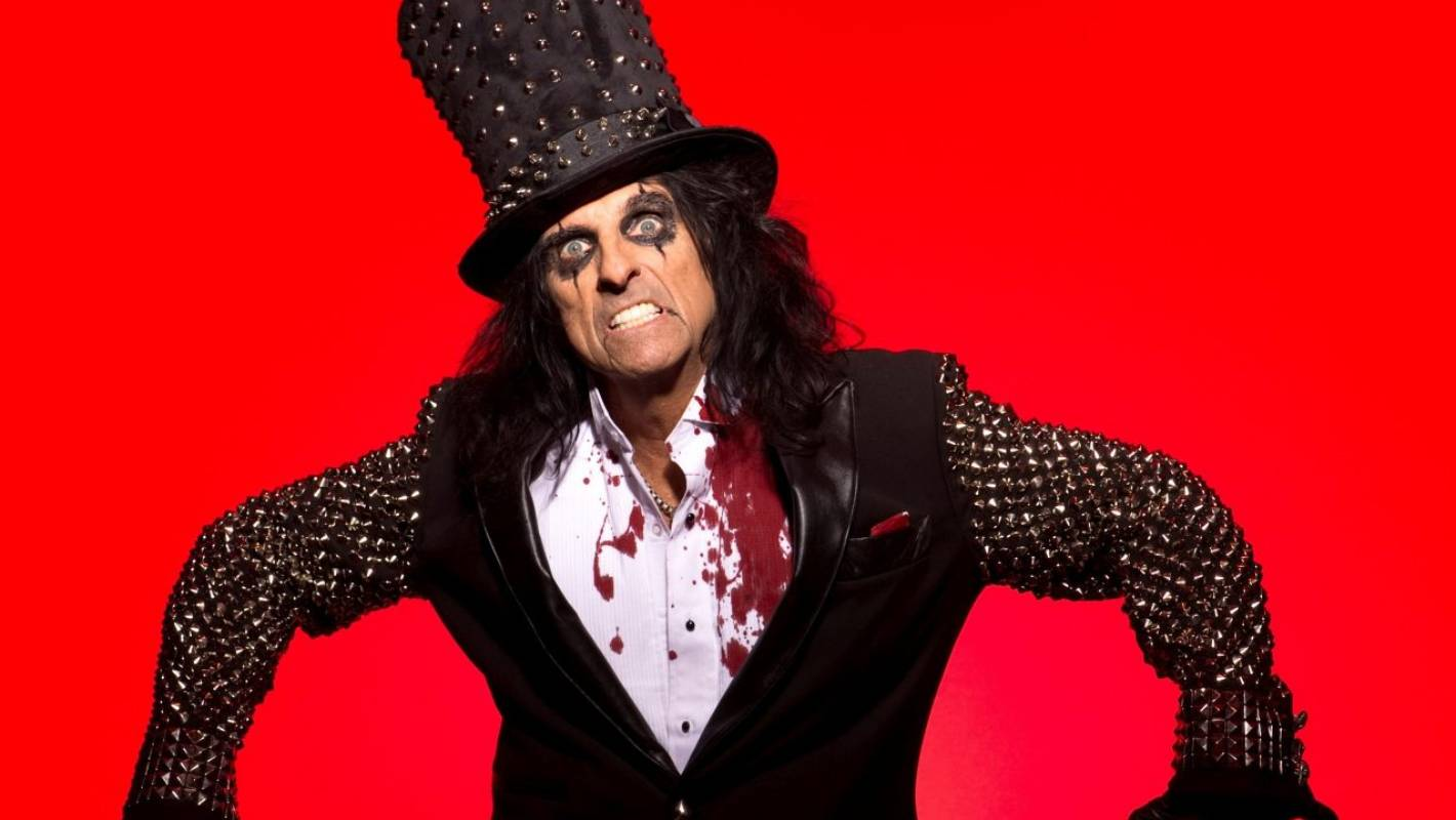 Alice Cooper brings his 'Ol Black Eyes is Back' show to Auckland and Christchurch in 2020
