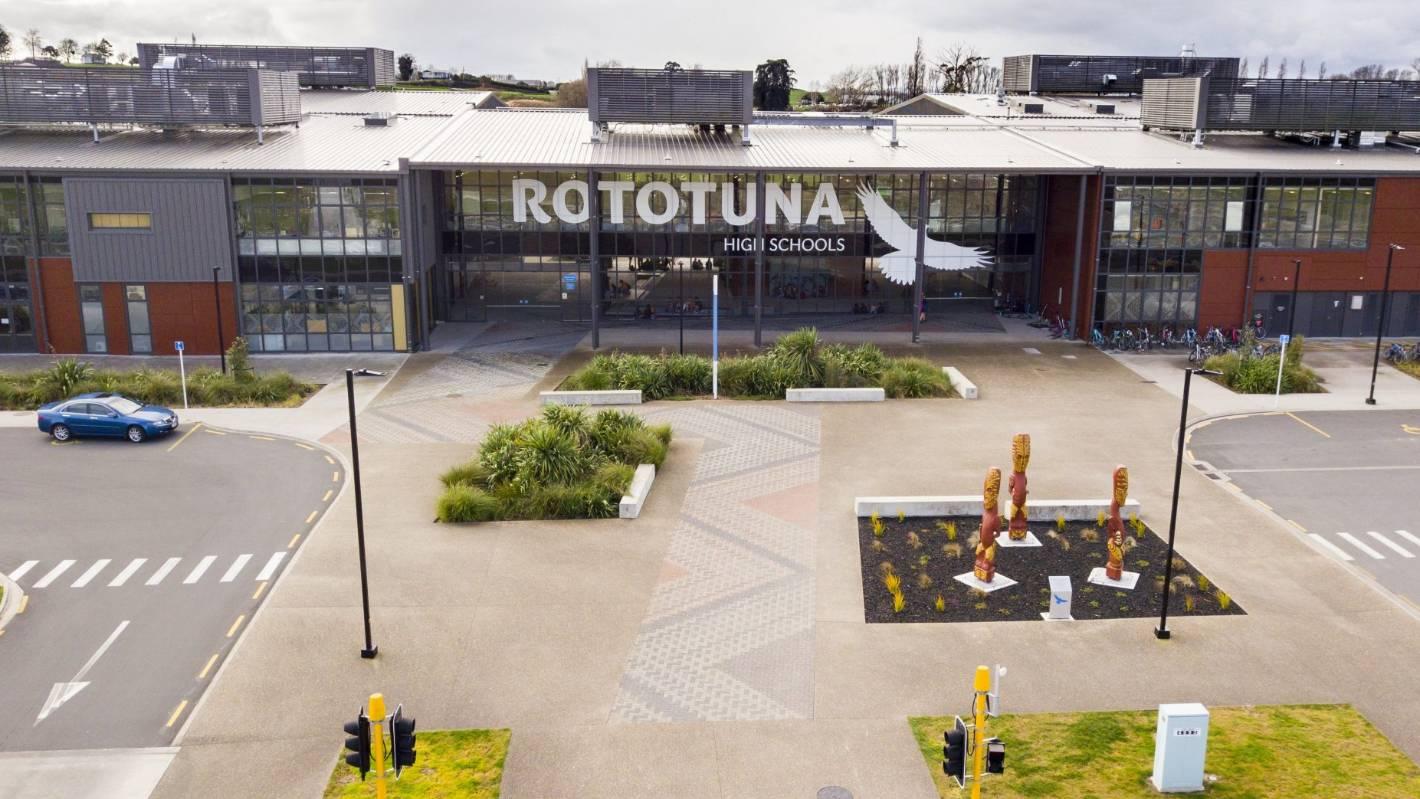 16m Expansion At Rototuna High Schools Not Enough Principals Say