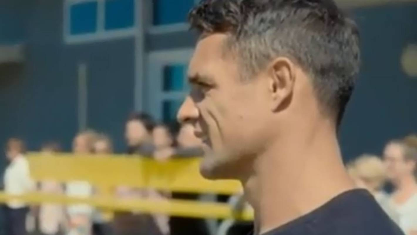 'I still get goosebumps' - former All Black Dan Carter on his emotional homecoming haka