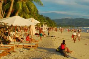 Boracay is one of the world's most famous beaches.