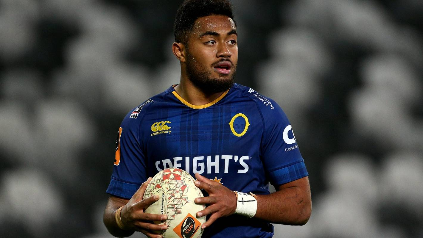 Ranfurly Shield: Otago's Vilimoni Koroi, Dylan Nel fired up for Southland clash