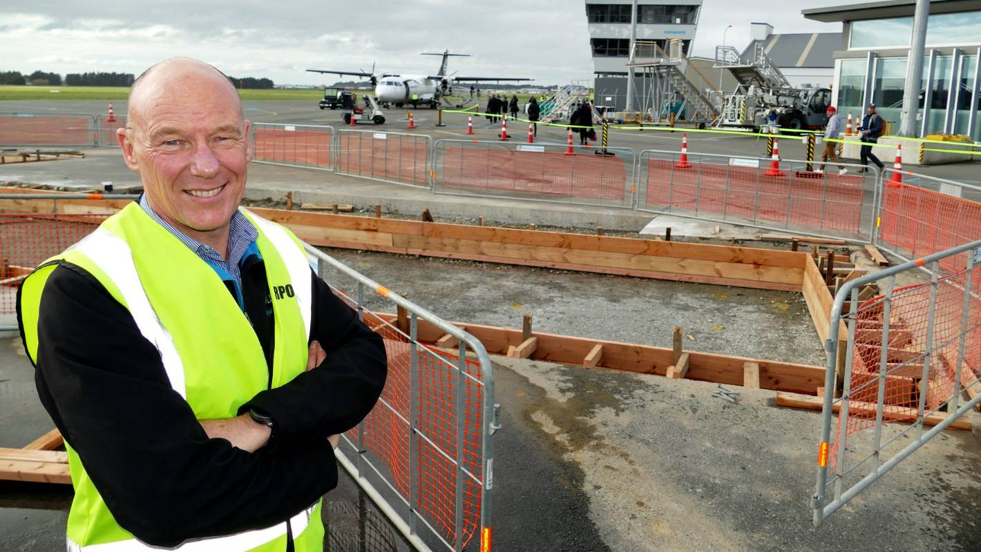Invercargill Airport almost ready for Auckland direct flights